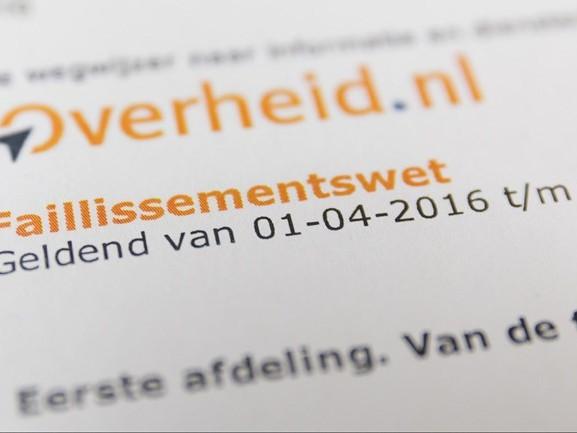 Deze bedrijven uit Overijssel zijn deze week failliet verklaard