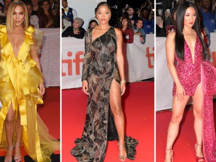 Who Looked More Bangin' At The 'Hustlers' TIFF Premiere?