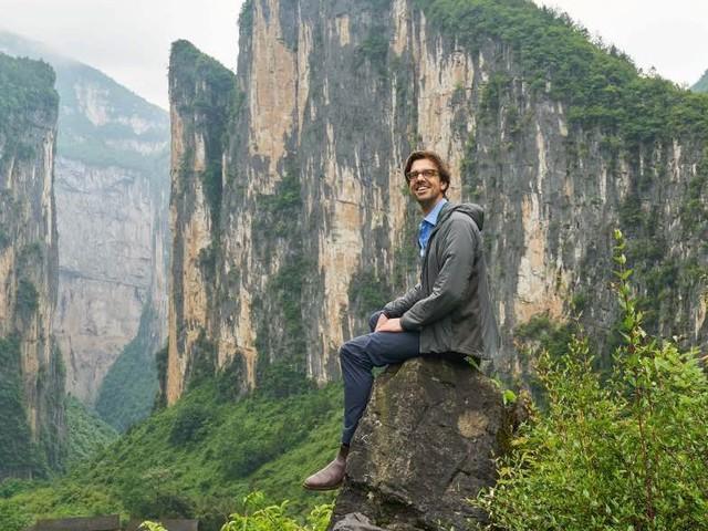 Ruben Terlou ontdekt nieuwe kanten van China voor de VPRO