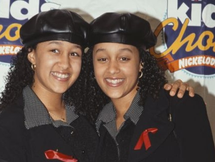 Tia Mowry Recalls Being Told She And Twin Tamera Couldn't Appear On Cover Of A Certain Teen Mag Because They Were Black And It Wouldn't Sell