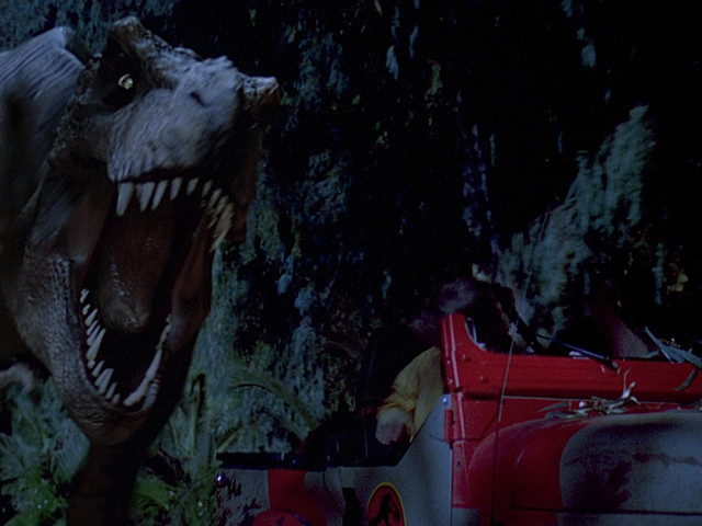 Scientists Prove T-Rex Was A Slow Coach. John Hammond Couldn't Have Clocked It At 32mph.