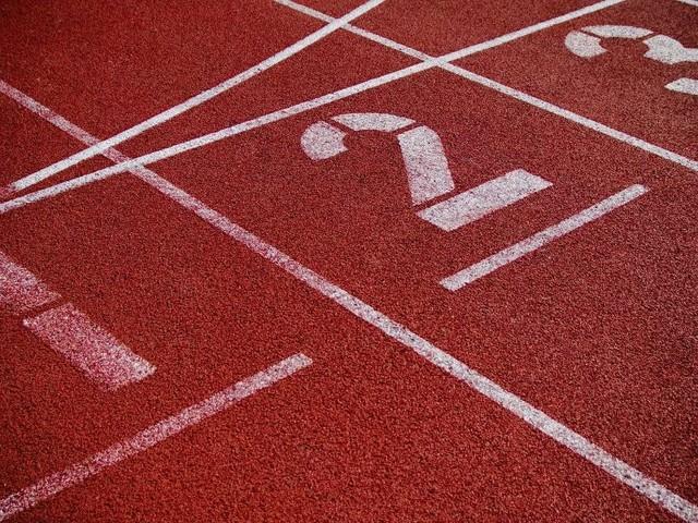 Wereldprimeur in Venlo: hergebruik oude atletiekbaan