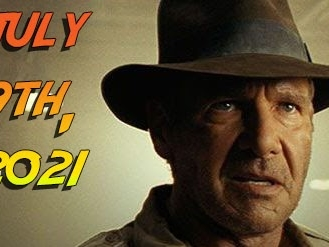 Indy V Set For July 2021 Release. Star War To Take A Break