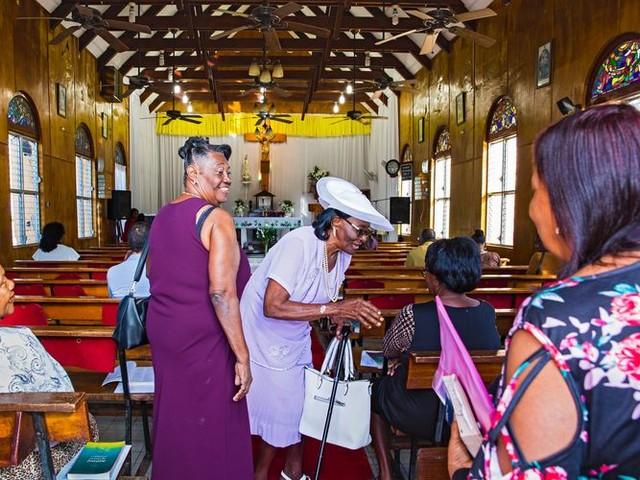 Kabinet laat Caribische ouderen achter in 'mensonwaardig bestaan'