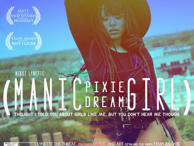 Nikki Lynette Releases 'Manic Pixie Dream Girl' EP