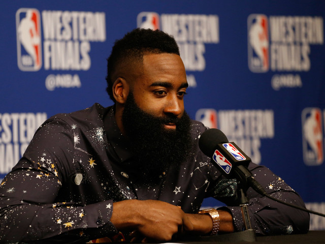 Caught: James Harden Tried To Destroy Fight Video By Launching Witness' Phone To The Heavens