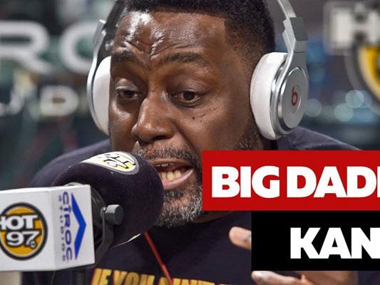 Big Daddy Kane Tears Down Funk Flex Freestyle