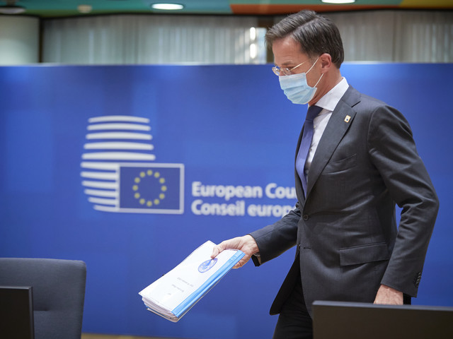 Rutte: voor acute strijd tegen virus heeft EU geen meerwaarde