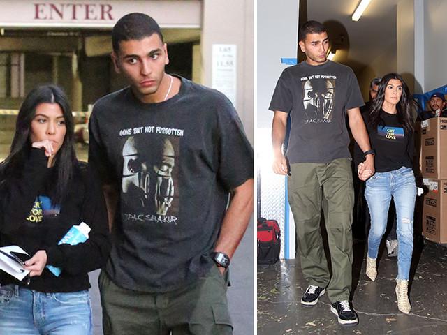 Kourtney Kardashian And Younes Bendjima Are Still Going Strong