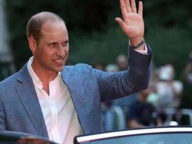 Prins William bereidt graag rood vlees