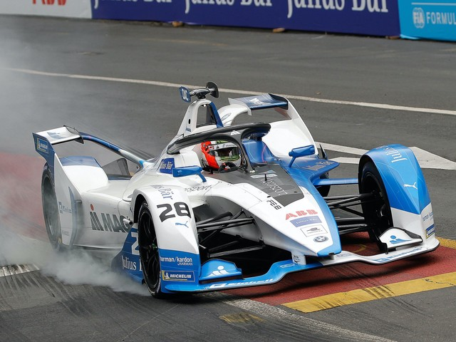 BMW i Andretti Motorsport misses out on the points at the Swiss E-Prix
