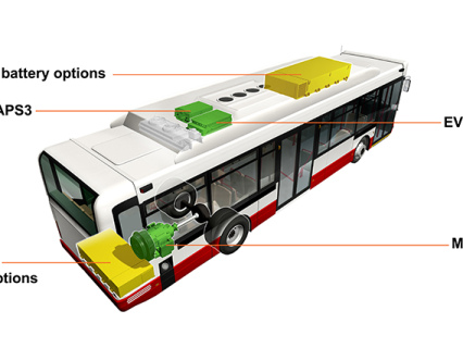 BAE Systems unveils next-generation electric propulsion system for transit buses
