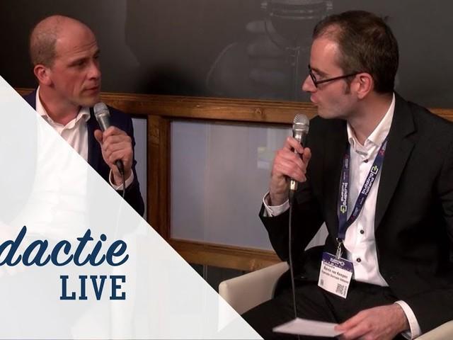 Video: Redactie LIVE met Diederik Samsom