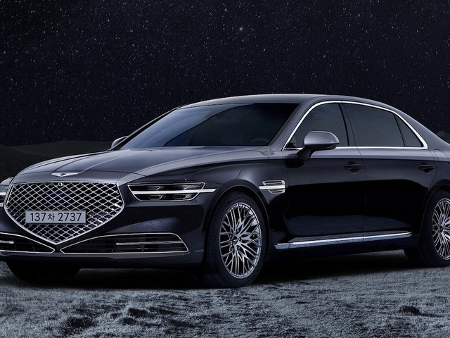 2021 Genesis G90 Stardust edition is inspired by stars and celebrities