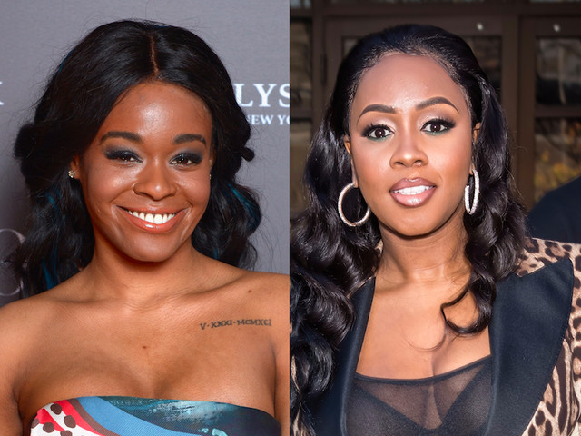 Revenge Scorn: Azealia Banks Planning To Sue Remy Ma Over Abashing Meat Curtain Texts