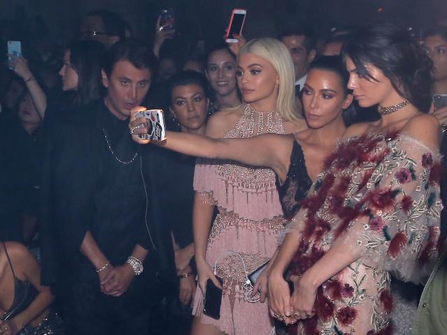 Krazy Kardashian Killer: Gun-Totin' Machete-Wielding Psycho Runs Up In DASH Threatening The K's