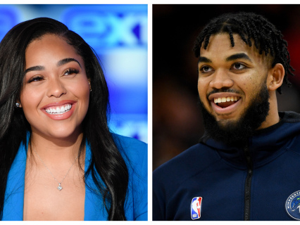 Jordyn Woods Steps Out With $100 Million Timberwolf Karl-Anthony Towns (AGAIN), Reignites Dating Rumors