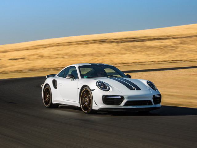 2018 Porsche 911 Turbo S Exclusive – First Drive Review