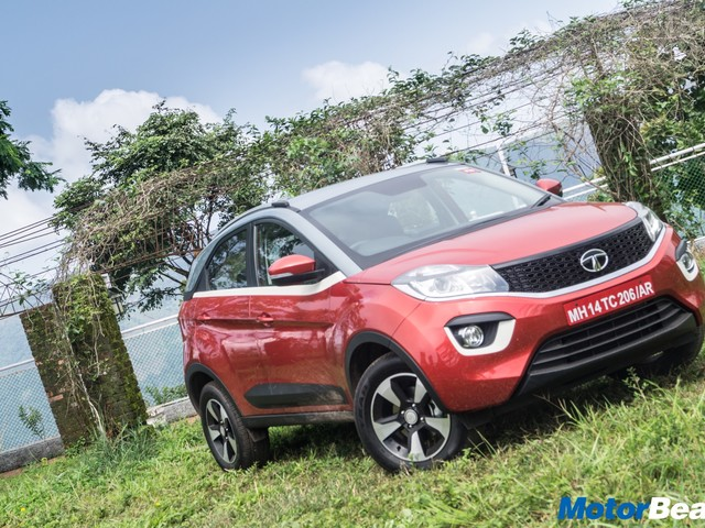 Tata Nexon Launched, Priced From Rs. 5.85 Lakhs