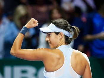 Garcia grijpt tegen Wozniacki laatste strohalm