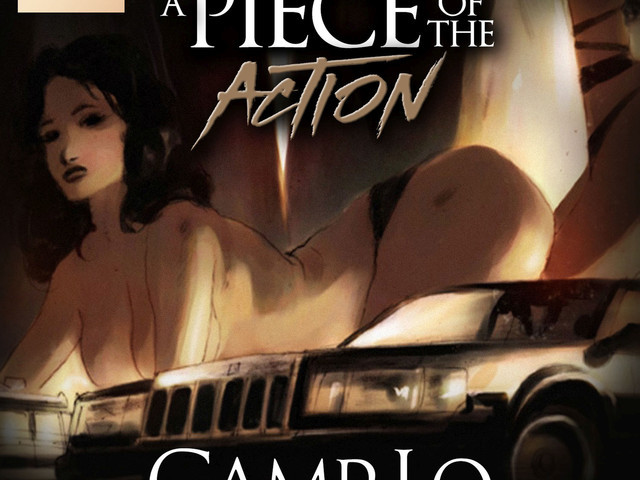 Stream Camp Lo's 'A Piece Of The Action' EP