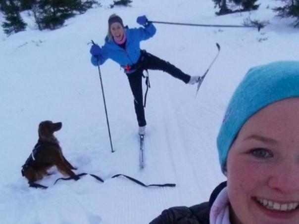 Skigebied op rijafstand van Oslo