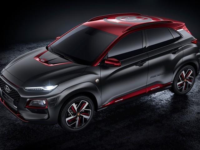 2019 Hyundai Kona Iron Man Edition heads to Comic-Con