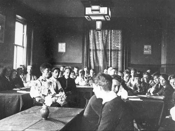 """SDAP 125 jaar: """"Puur toeval dat de partij in Zwolle werd opgericht"""""""