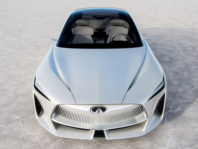 Follow the Current: Infiniti To Launch First Pure Electric Vehicle in 2021