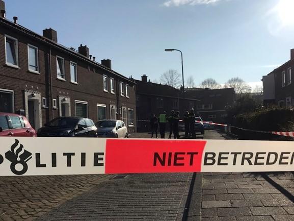 Gewonde bij steekpartij in huis Breda, verdachte belt zelf de politie