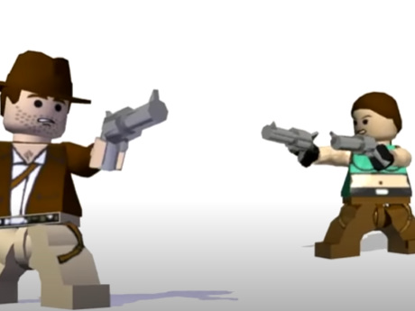 A Lara Croft Indiana Jones Crossover Was Pitched To Lucasfilm