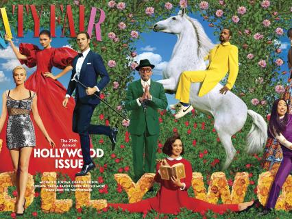 Lakeith Stanfield, Maya Rudolph, Michaela Coel, Michael B. Jordan And Spike Lee Cover Vanity Fair Hollywood Issue