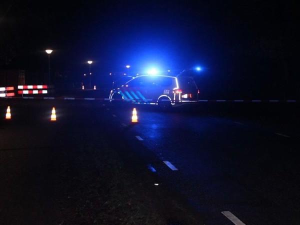 Politie stopt voertuig in Nieuw Heeten wegens wapenprocedure