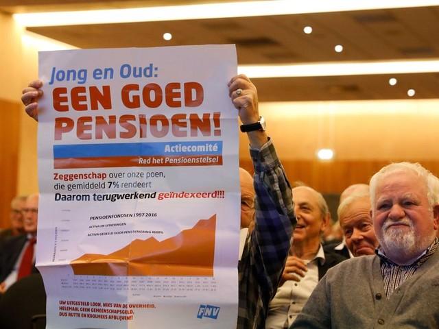 Niemand wil een komende korting op de pensioenen op zijn geweten hebben