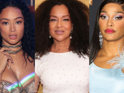 """No Diamonds: LisaRaye Responds SHADILY To """"Cubic Zirconias"""" Draya & Joseline Reviving Her Role In """"The Player's Club"""""""
