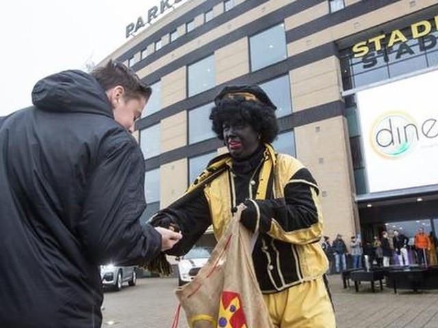 Brief 1 'Zwarte Piet zal nooit verdwijnen'