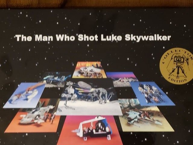 BOOK REVIEW: The Man Who Shot Luke Skywalker - Volume 2