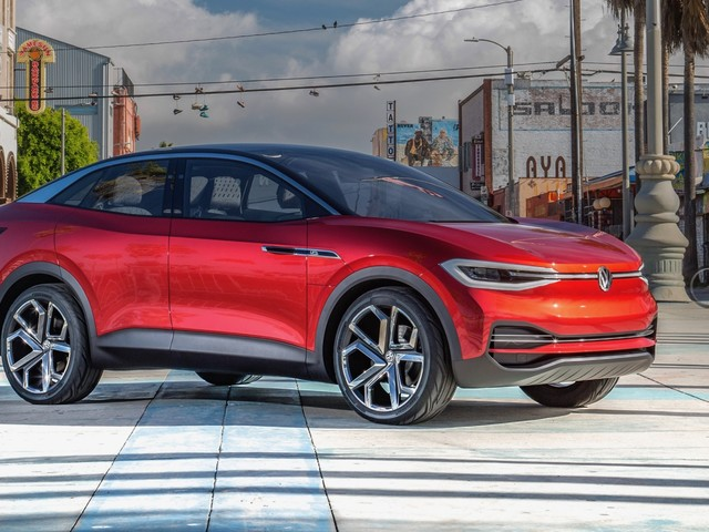 VW I.D. Lounge seven passenger electric SUV to debut in Shanghai