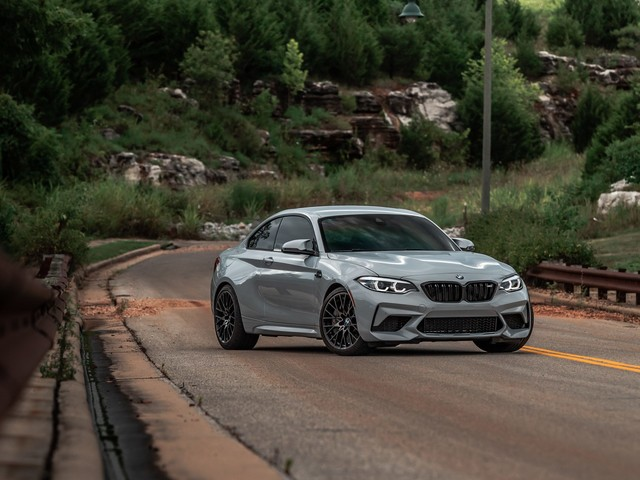 BMW M2 Competition with supercharged 6.2-liter HEMI V8 heads to SEMA