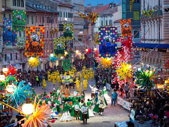 Rijeka (Wie?) wordt Europese Culturele hoofdstad in 2020