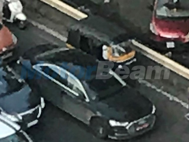 New Generation Audi A8 Spotted On Test In India