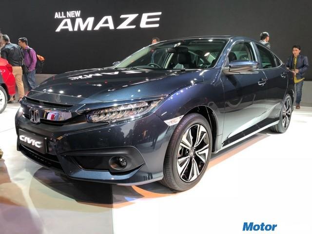 2018 Honda Civic Diesel Specifications Revealed