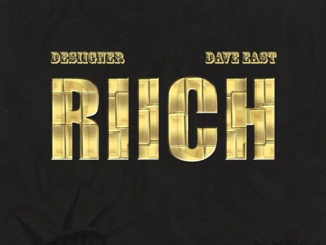 Desiigner — Rich Feat. Dave East [New Song]