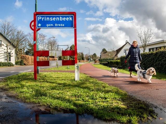 Hoe het coronavirus het Brabantse Prinsenbeek in het hart raakt