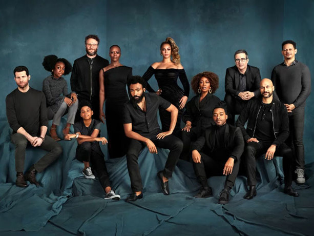 Beyonce Was Photoshopped In To Lion King Cast Photo