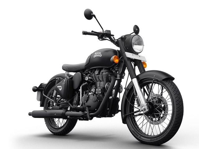 Limited Edition RE Classic 500 Launched, Priced At Rs. 1.90 Lakhs