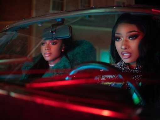 "Megan The Stallion & Normani Team Up For ""Diamond"": Watch"