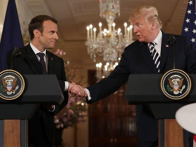 Trump lijkt erop uit de nucleaire deal met Iran op te blazen