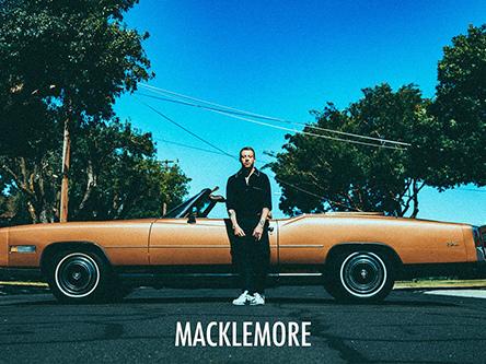 Macklemore Drops 'Gemini' Album, First Solo Effort in 12 Years