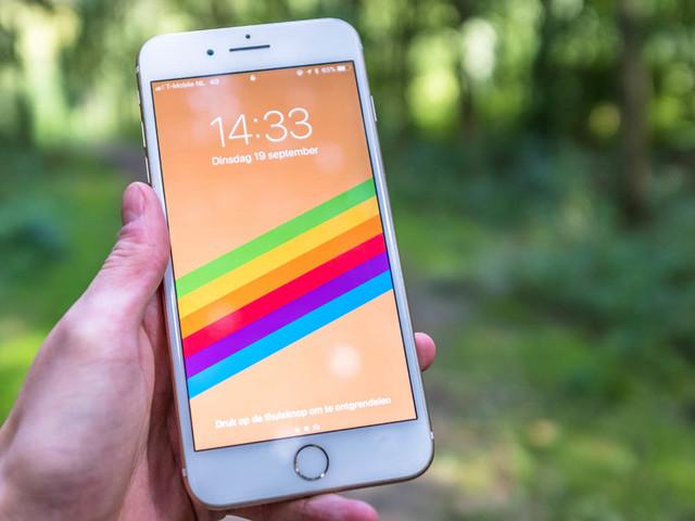 Apple brengt iOS 11.0.1 uit om foutjes te repareren